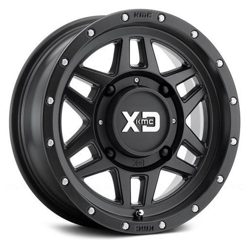18x9 XD Series Machete 6x139.7 ET18