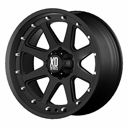 17x8 XD Series Addict 6x114.3 ET18